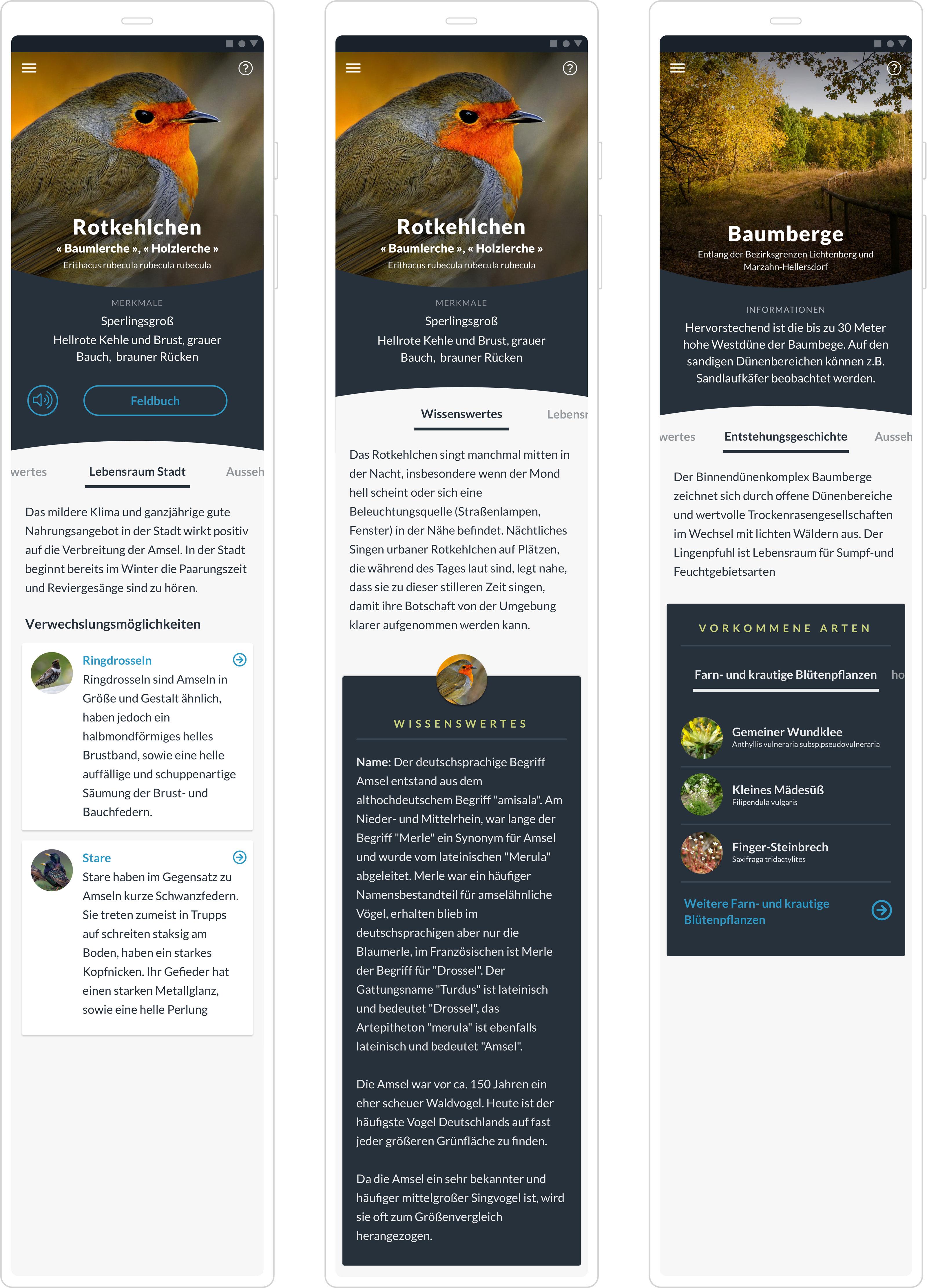Naturblick_Species_Sites