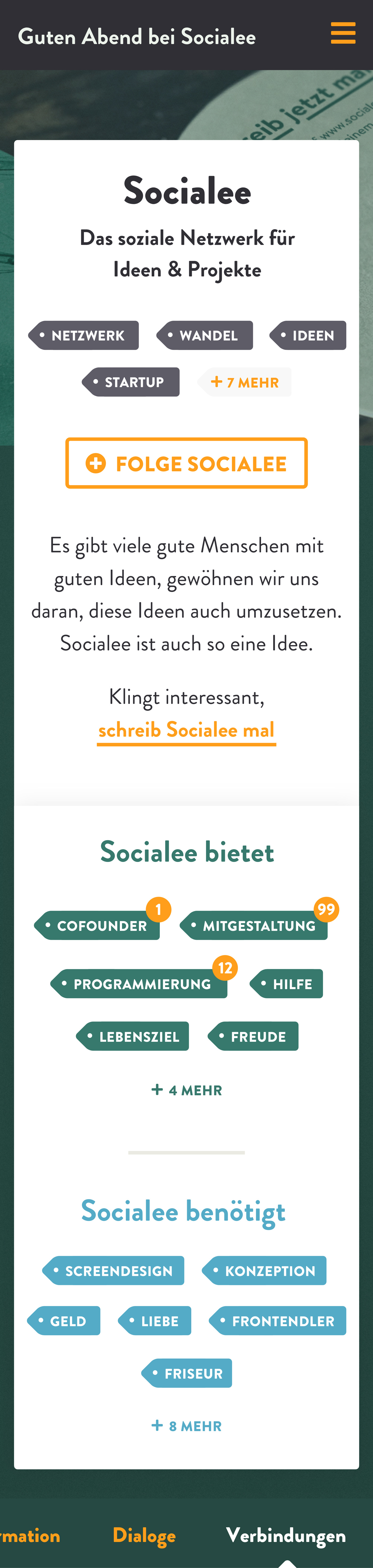 Socialee_Project_Mobile