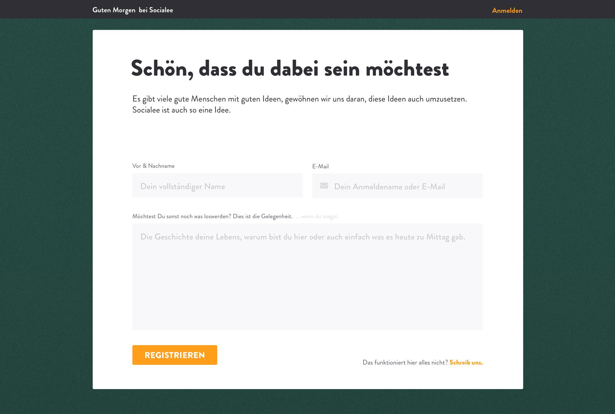 Socialee_Signup