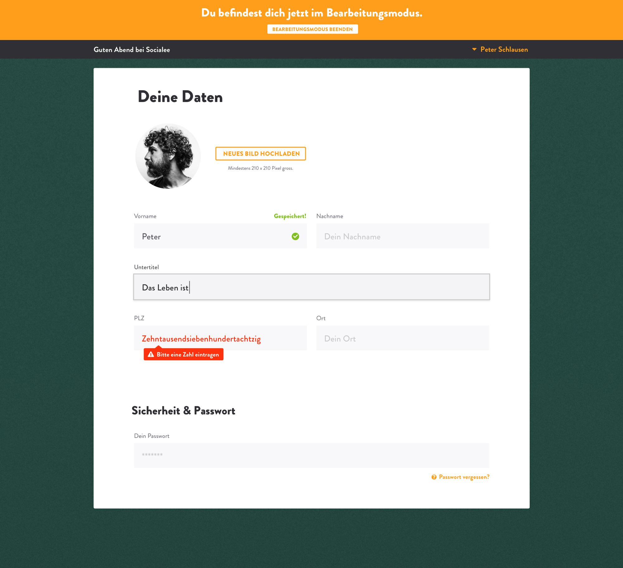 Socialee_User_Profile_Own_Edit